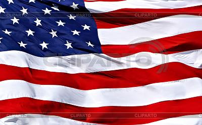 Американский флаг в виде фона | Фото большого размера |ID 3242529