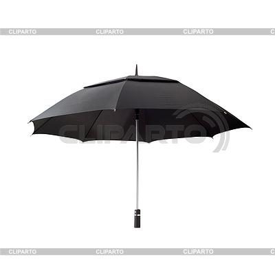 Schwarzer Regenschirm | Foto mit hoher Auflösung |ID 3243090