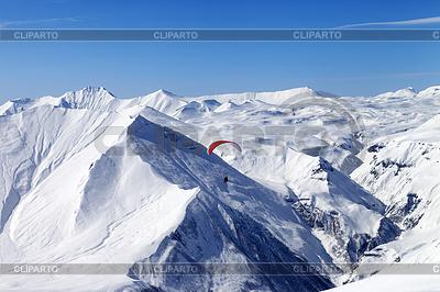 Abfahrtslauf in Kaukasus | Foto mit hoher Auflösung |ID 3346062
