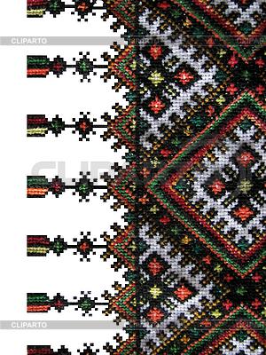 Hintergrund mit Kreuzstich | Foto mit hoher Auflösung |ID 3140184