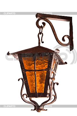 Старый уличный фонарь | Фото большого размера |ID 3121528