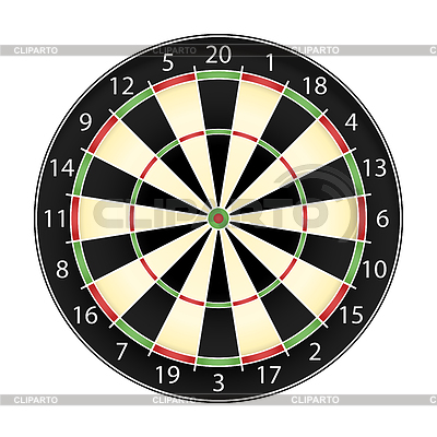 Darts | Stock Vektorgrafik |ID 3222622