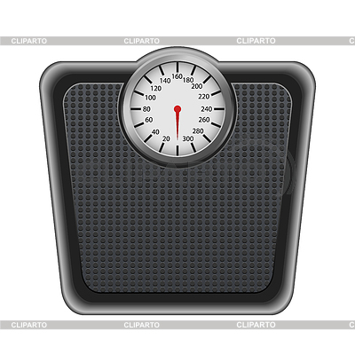 Bathroom Scales on Bathroom Scale  Eps10      Yanas