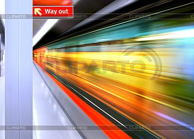 Hochgeschwindigkeitszug | Foto mit hoher Auflösung |ID 3198552