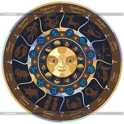 гороскоп клипарт: