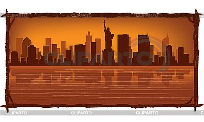 뉴욕 | 벡터 클립 아트 |ID 3126050