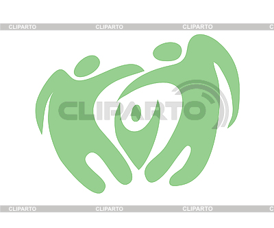 Icon family | Klipart wektorowy |ID 3134016