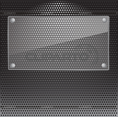 Metallgitter | Stock Vektorgrafik |ID 3134046