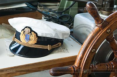 Arbeitsplatz des Kapitäns | Foto mit hoher Auflösung |ID 3133673