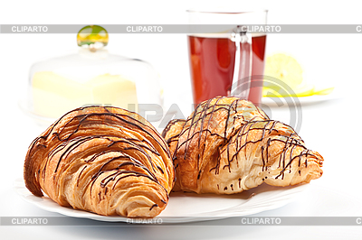 Französisches Frühstück | Foto mit hoher Auflösung |ID 3134575