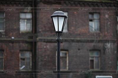 Latarnia uliczna | Foto stockowe wysokiej rozdzielczości |ID 3136711
