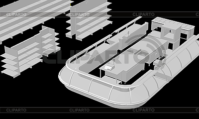 Supermarkt-Projekt | Illustration mit hoher Auflösung |ID 3140602