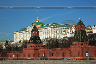 모스크바에서 큰 크렘린 궁 | 높은 해상도 사진 |ID 3228084