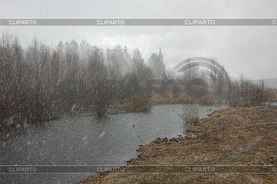 Hagelsturm im Land | Foto mit hoher Auflösung |ID 3228095