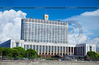 Русская Правительства РФ - Белый дом, Москва | Фото большого размера |ID 3183666