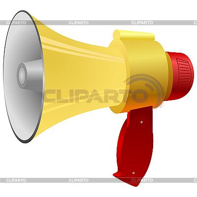 Megafon | Klipart wektorowy |ID 3206663