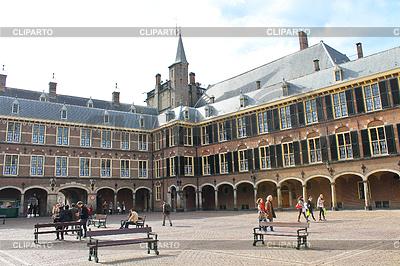 Gebäude des niederländischen Parlaments in Haag | Foto mit hoher Auflösung |ID 3272502