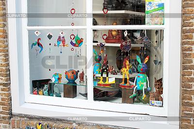 Souvenirshop in Heusden | Foto mit hoher Auflösung |ID 3329898