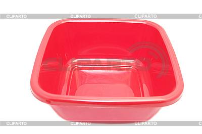 Die rote Küche Becken | Foto mit hoher Auflösung |ID 3180889