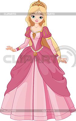 Piękna księżniczka | Klipart wektorowy |ID 3187379