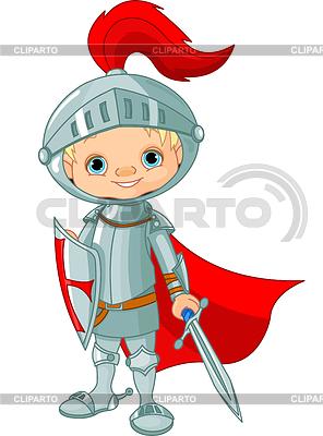 Mittelalterlicher Ritter | Stock Vektorgrafik |ID 3267687