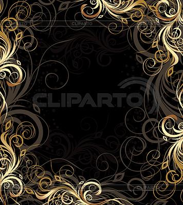 Абстрактный фон коричневый