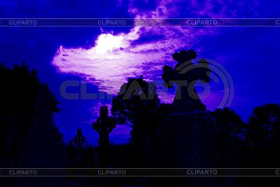 켈트 무덤 크로스 | 높은 해상도 사진 |ID 3233146