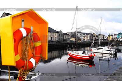 Hafenanlage in Irland | Foto mit hoher Auflösung |ID 3237461