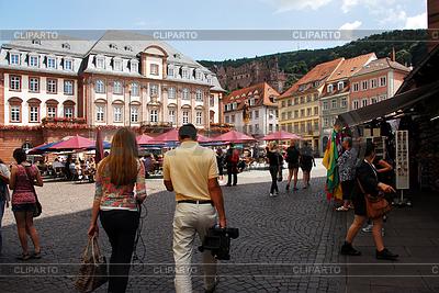 海德堡城堡和市政厅 | 高分辨率照片 |ID 3352746