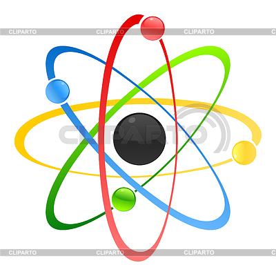 Atom | Stock Vektorgrafik |ID 3261705
