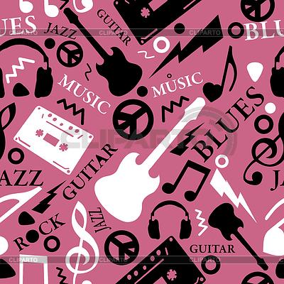 Поиска музыкальный фон с сердечками