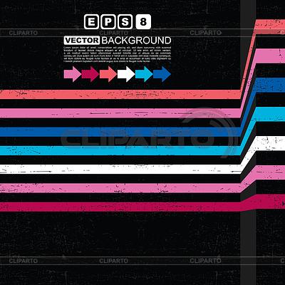 Abstrakter Grunge-Hintergrund | Stock Vektorgrafik |ID 3319632
