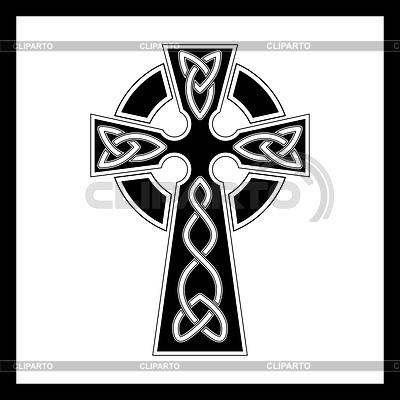 Krzyż celtycki | Klipart wektorowy |ID 3287058