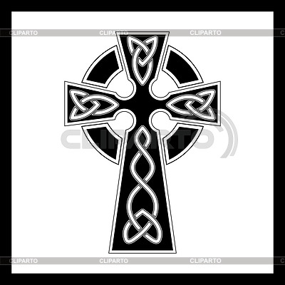 Keltisches Kreuz | Stock Vektorgrafik |ID 3287058