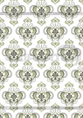 Heller ostlicher Hintergrund | Stock Vektorgrafik |ID 3304949