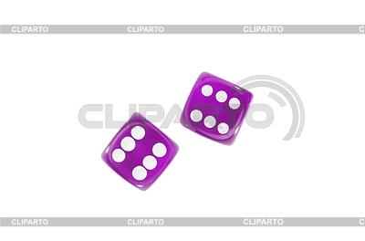 Kostka do gry | Foto stockowe wysokiej rozdzielczości |ID 3316958