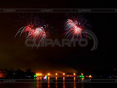 Feuerwerk | Foto mit hoher Auflösung |ID 3376697