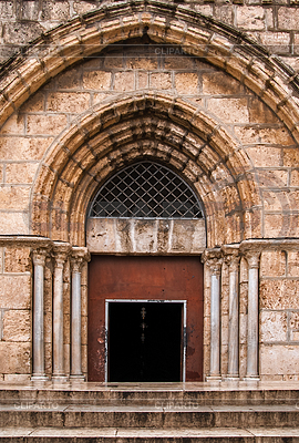 Jerusalem-Church of Tomb of Virgin Mary | Foto stockowe wysokiej rozdzielczości |ID 3349072