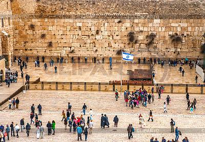 Klagemauer, Jerusalem | Foto mit hoher Auflösung |ID 3349078