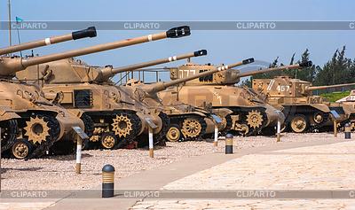 Gedenkstätte und Panzerkorps-Museum in Latrun, Israel | Foto mit hoher Auflösung |ID 3349088