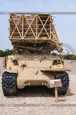 Pomnik i Muzeum Korpus Pancerny w Latrun, Izrael | Foto stockowe wysokiej rozdzielczości |ID 3349091