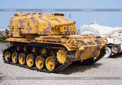 Gedenkstätte und Panzerkorps-Museum in Latrun, Israel | Foto mit hoher Auflösung |ID 3349092