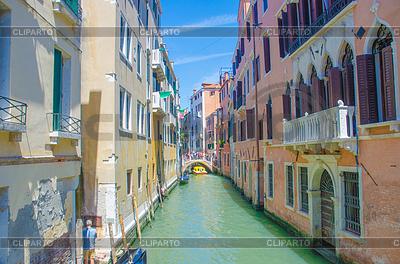 Stadtansicht von Venedig in Italien | Foto mit hoher Auflösung |ID 3368519