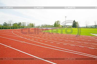 Laufstrecke   Foto mit hoher Auflösung  ID 3360657