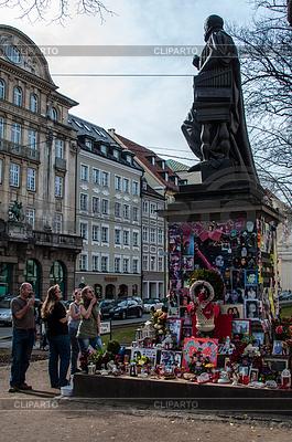 Michael Jackson Memorial in München | Foto mit hoher Auflösung |ID 3380411