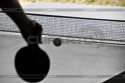 Ping pong - table tennis net | Foto stockowe wysokiej rozdzielczości |ID 3380773