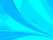 Vector clipart: abstract blue composition