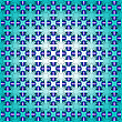 Vector clipart: blue seamless pattern