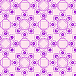 Vector clipart: purple seamless texture