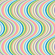Vector clipart: big wave stripes